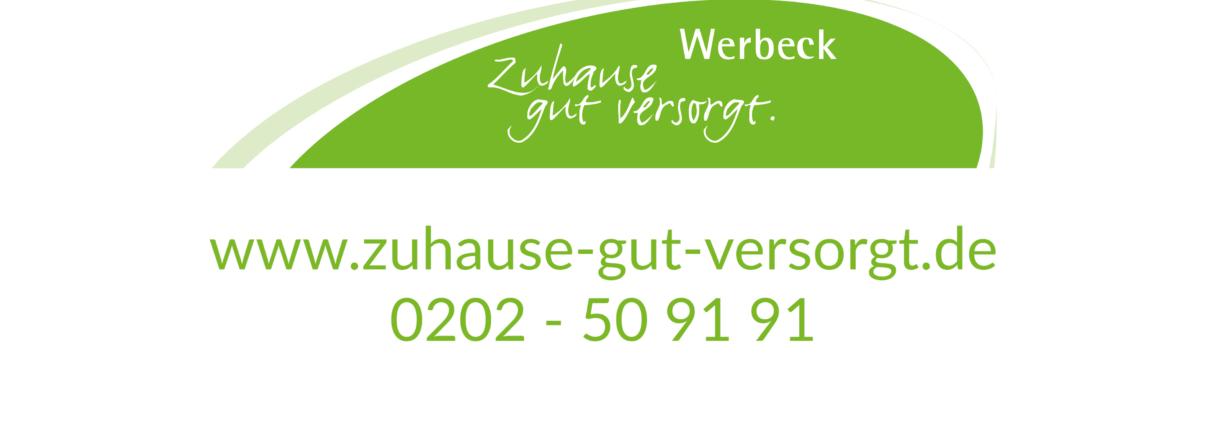 Werbeck zuhause gut versorgt